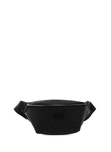 Pierre Cardin Bel Çantası Siyah